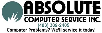 Absolute Computer Service Red Deer