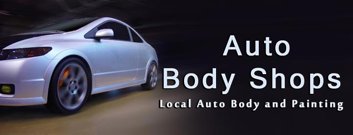 Auto Body Shop in Red Deer & Area