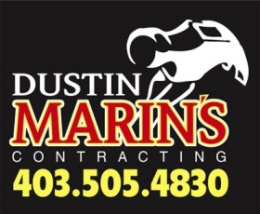 Dustin Marin's Contractor in Red Deer