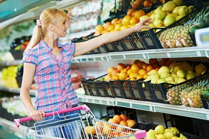 Red Deer Supermarket in